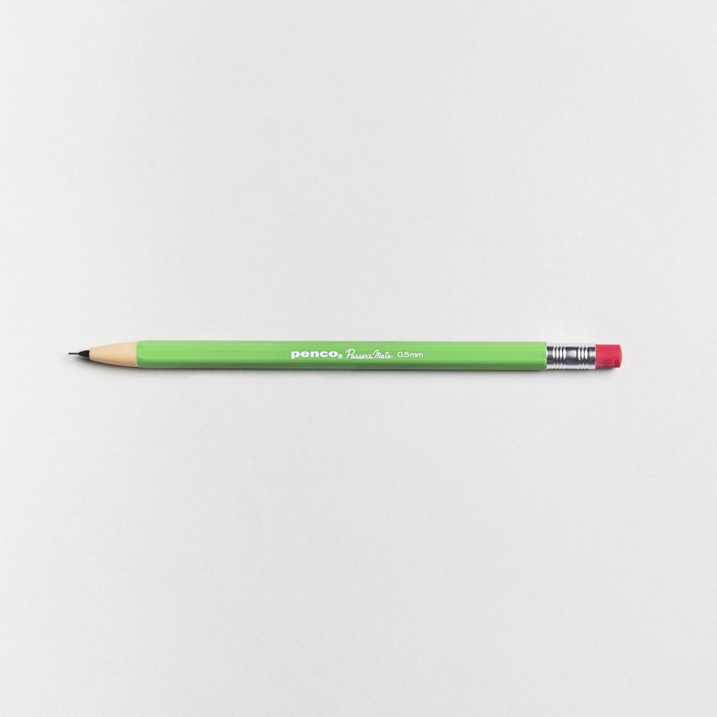 penco-passers-mate-mechanical-pencil-green
